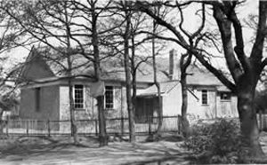 The Village Hall in 1935